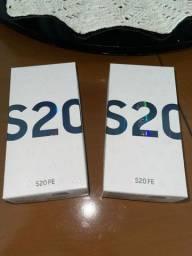 Título do anúncio: Samsung Galaxy s20fe com snapdragon 128gb