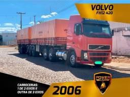 Título do anúncio: Volvo fh12 420 2006