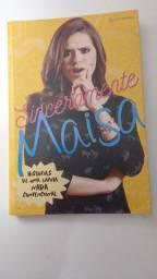 Título do anúncio: Sinceramente Maisa