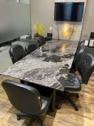 Título do anúncio: Vende-se mesa de reunião!