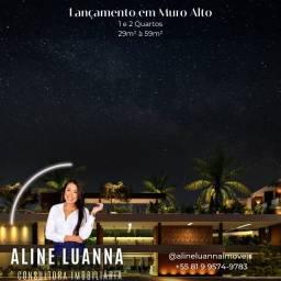 Título do anúncio: ¨¨¨¨Oportunidade - Malia Beach Experience 1 quarto - Complexo aquático gigante.