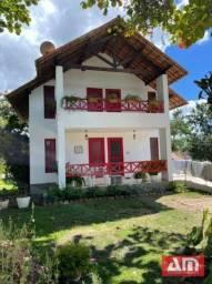 Chalé com 3 dormitórios à venda, 164 m² por R$ 370.000 -Gravatá/PE