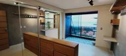 Alugo apartamento todo mobiliado com vista pro mar