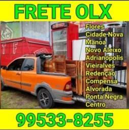 Frete Flores/Pq10/Vieiralves/Adjacentes