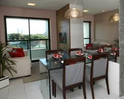 Título do anúncio: AR / Vendo apartamento novo, 3 quartos (1 suíte) e área de lazer completa