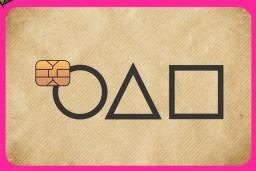 Título do anúncio: Adesivos cartão