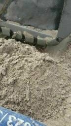 Título do anúncio: areia lavada de primeira direto areiro