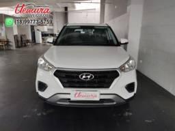 Hyundai/ Creta Attitude 1.6 - 2017/2017 - Branco - Flex