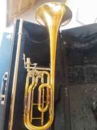 Título do anúncio: Trombone de vara yamaha 620