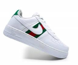 Tênis Nike Air Force Gucci- Últimas Unidades