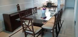 Jogo de Móveis - Sala de Jantar - Completo