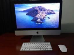 "iMac 21"" 20gb de ram + ssd 128gb"