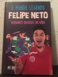Título do anúncio: Livro Felipe Neto
