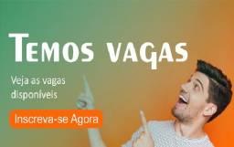 Título do anúncio: Vagas para vendedores e estagiários, todas as Regiões de São Paulo.