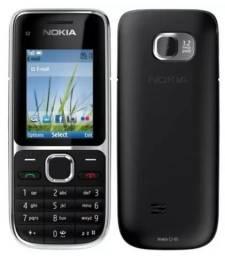 Nokia C2-01 - Na caixa