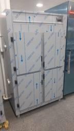 geladeira 4 portas - Airton Jr