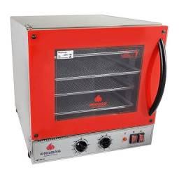 Título do anúncio: Forno Turbo Eletrico Para Salgado Pão De Queijo Carne 56 Litros Progas
