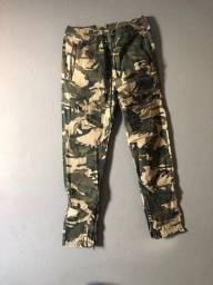 Título do anúncio: Calça Militar/Camuflado M