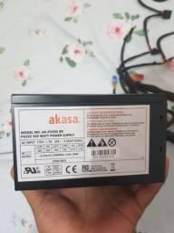 Fonte Akasa Atx 350w
