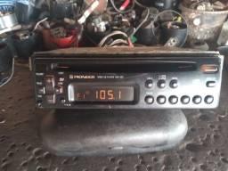 Título do anúncio: Rádio toca CD Pioneer antigo