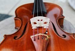 Violino Artesanal 4/4 Cópia Guarneri Del Gesu 1742