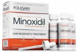 Título do anúncio: 6 Meses - Minoxidil Foligain