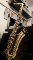 Sax tenor CONN shoting star lindo com garantia de luthier