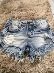 Título do anúncio: Short jeans destroyed