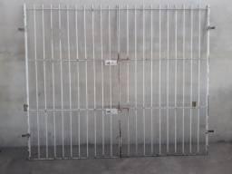 Título do anúncio: Portão de entrada de garagem