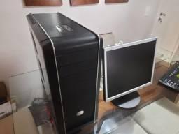 Título do anúncio: Computador I5-3570K 8gb RAM monitor 17 HD 320gb gabinete Cooler Master