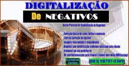 Digitalização De Fotos de Slides e Negativos