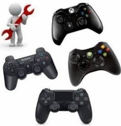 Título do anúncio: Consertamos Controles de Video-Games (Loja GameStop)