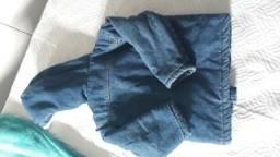 Título do anúncio: jaqueta infantil apeluciada