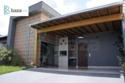 Casa com 3 dormitórios à venda, 119 m² por R$ 550.000 - Jardim Belo Horizonte - Sinop/Mato