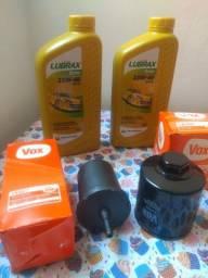 Título do anúncio: Kit troca de óleo semissintetico