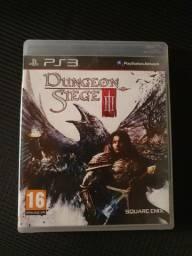 Jogo PS3 Dungeon Siege play 3