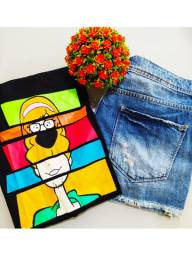 Menina Júlia t-shirts