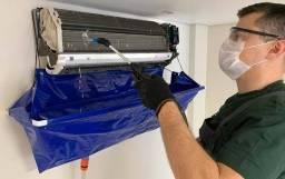 Título do anúncio: Instalação e Manutenção de Ar Condicionado - Preço baixo e Garantia