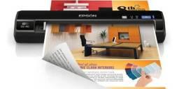 Título do anúncio: Scanner Portátil De Documentos Epson Ds-40 Preto