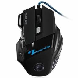 Mouse GamerX7 7Botões LED rgb 3600dpi