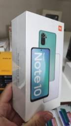 Xiaomi Redmi Note 10 4GB Ram 64GB Rom Global - 1 Ano de Garantia - Novo Lacrado