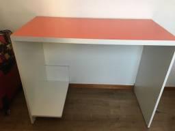 Título do anúncio: Mesa de escritório laranja
