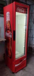 Título do anúncio: Freezer expositor Slim novo 110v