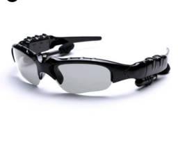 Título do anúncio: Oculos sport escuta música Bluetooth e atende ligações
