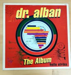 LP Doctor Albam - Hello Afrika