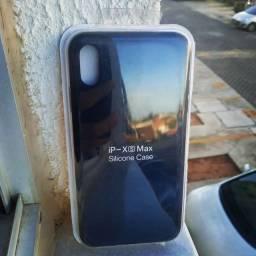 Título do anúncio: Capinha iPhone XS Max