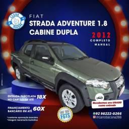 Título do anúncio: Strada Adventure 1.8