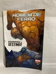 Hq Homem de Ferro N°13 - Encarrando o Destino!