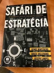Título do anúncio: Safári De Estratégia