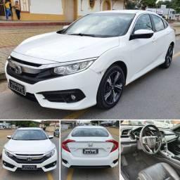 """Honda Civic EXL 2017 """"ESTADO DE ZERO,SEM RETOQUE"""""""